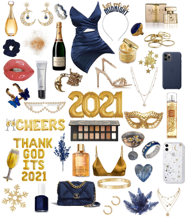 New Year's Eve look 12•31•20