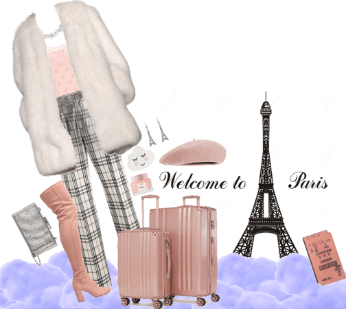Paris Travels