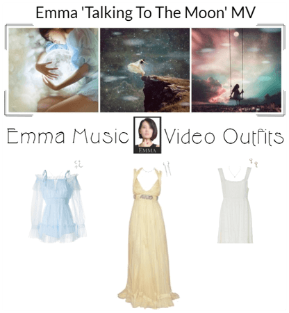 [STYLE] Emma 'Talking To The Moon' MV
