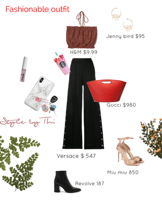 Fashionable Chic outfit