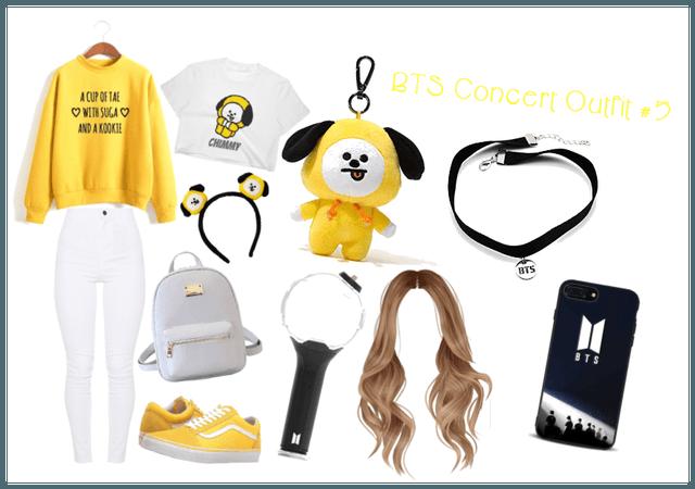 BTS Concert Outfit #5