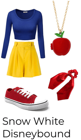 Snow White Disneybound