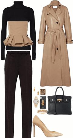 Winter everyday outfit