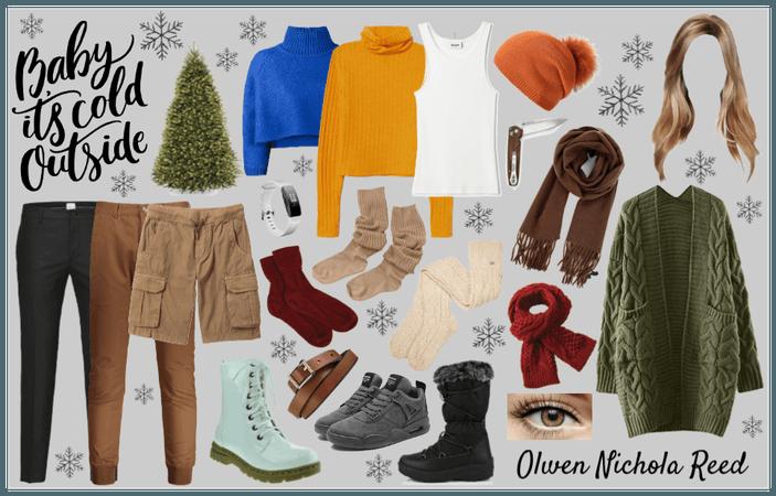 Oc dump: Olwen