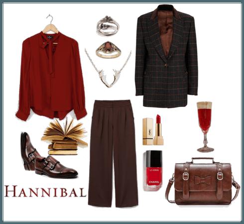Female Hannibal Lecter