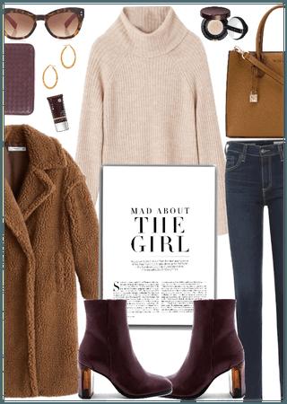 Get The Look: Teddy Bear Coat