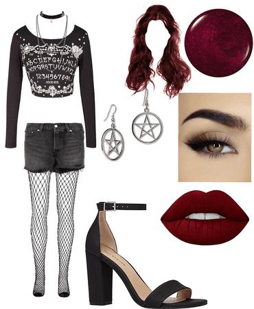 Foxy Ouija Girl