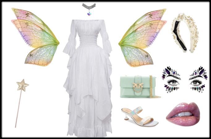 Medieval Fairy Princess