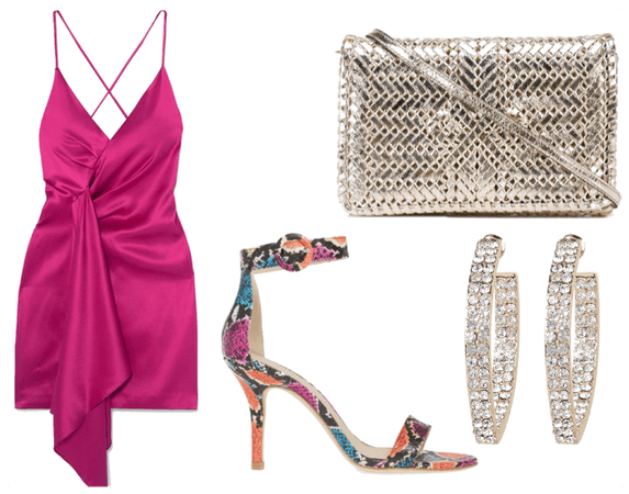 Pisces as dinner date outfit