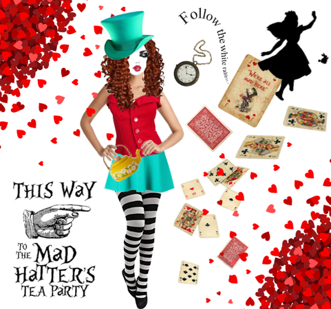 Mad Hatter's Wife