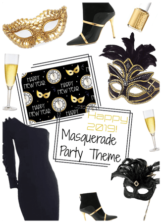 Masquerade New years party theme!!!!