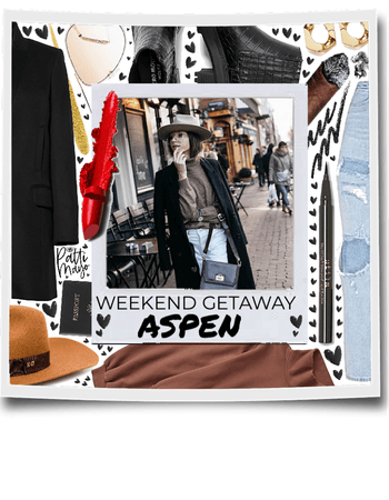 Aspen Weekend Getaway ✈️🛍💨