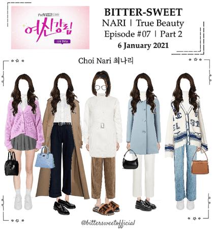BITTER-SWEET [비터스윗] (NARI) True Beauty 210106