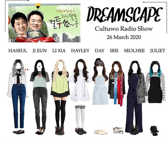 DREAMSCAPE [드림스게이프] Cultuwo Radio Show 200326