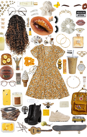 Yellow Aesthetic I guess?