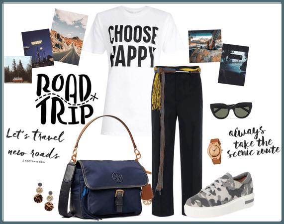 Happy Road Trip