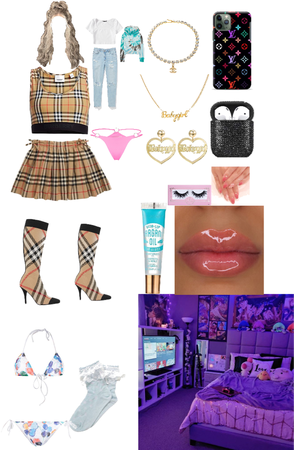 baddie outfit for kids