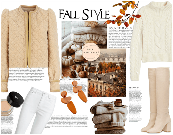 Back to fall