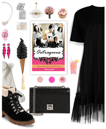 Inspired by Glam Girls: Outrageous