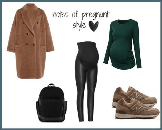 pregnant notes