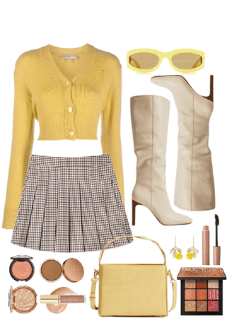 yellow palette for fall