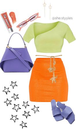 A Daphne/Velma look