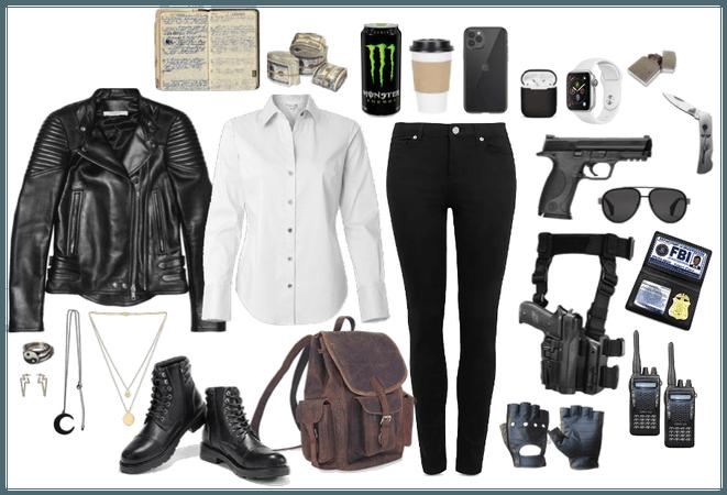 Ms FBI Agent