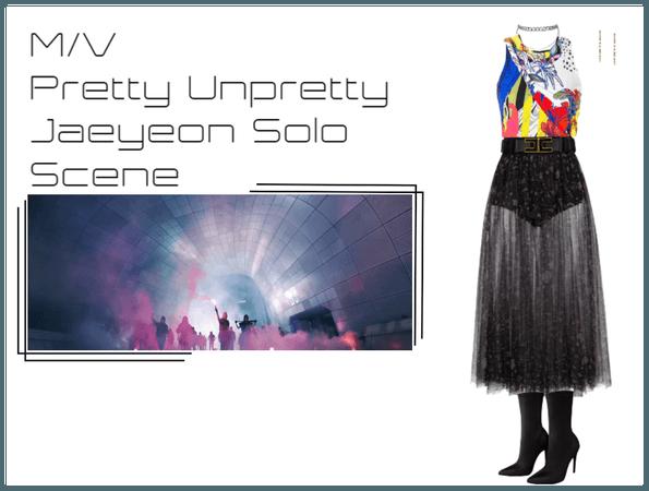 ☾heshire Moon - Pretty Unpretty MV - JY Solo Scene