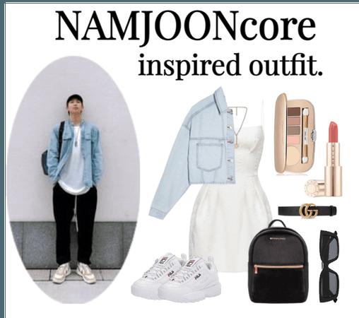 NAMJOONcore inspired
