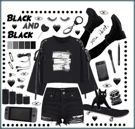 All Black 🖤