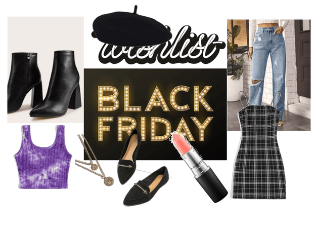 Black Friday celebration