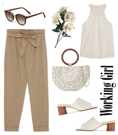 Earth tones: outfit3