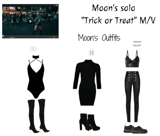 Moon's Outfits