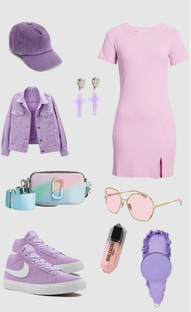 Lilac Outfit