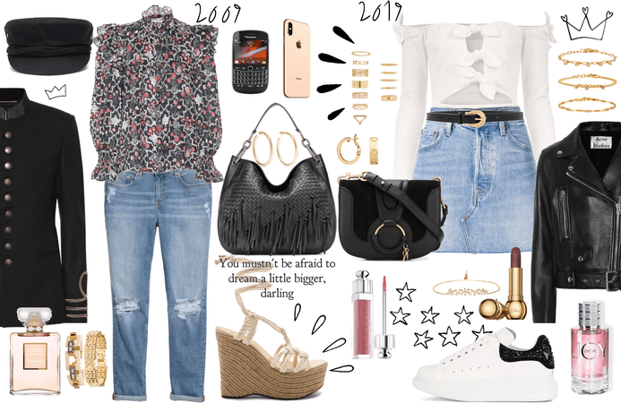 10 Years Style: a day in the city