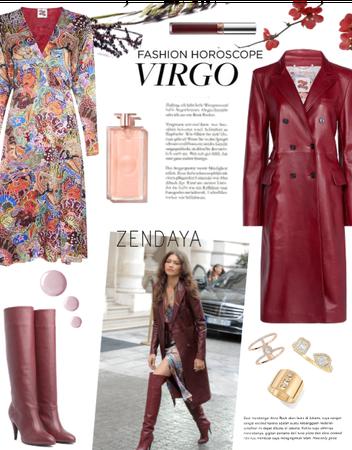 Celebrity Virgo Style