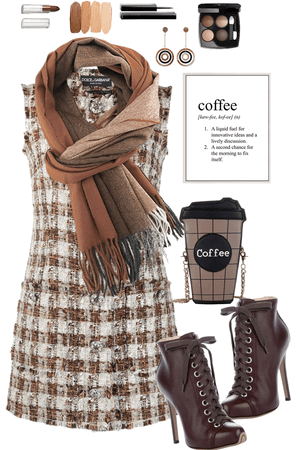 Latte Lady