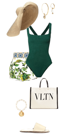 SPRINGTREND: RETRO SWIMSUIT