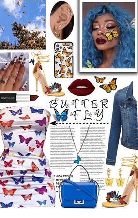 Butterfly 🦋✨💛