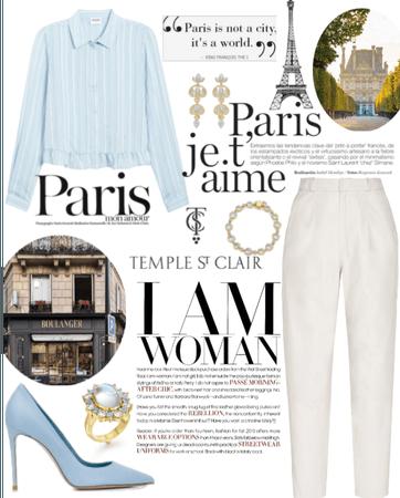ST. clair - Paris