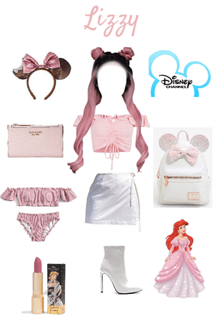 Lizzy Disney world