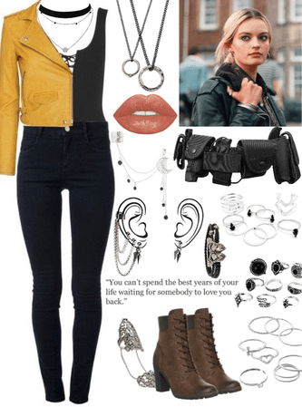 Astra Molov Inspired Outfit