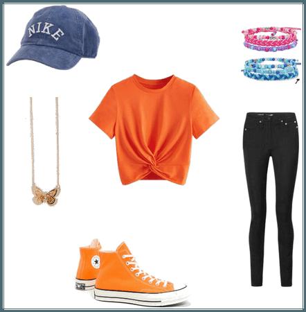 Orange Tomboy Collection