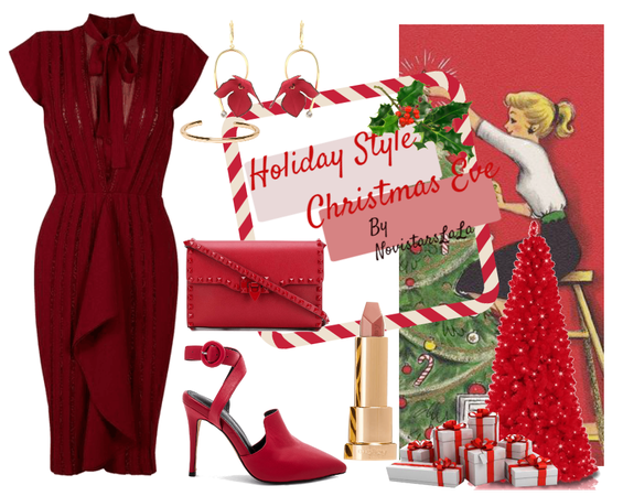 Holiday Style: Christmas Eve #1
