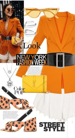 Street Style - Color Pop
