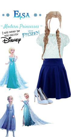 Modern Elsa 💙