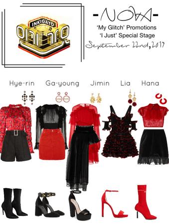 -NOVA- 'I Just' Inkigayo Special Stage