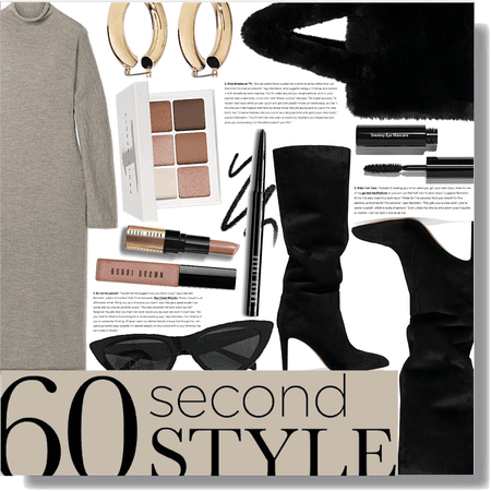 60 second style: autumn chic