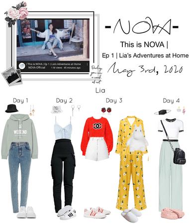 -NOVA- This is NOVA | Ep 1 | Lia's Adventures at Home