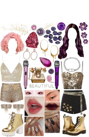 Lila and Violet (Beautiful Era)✨